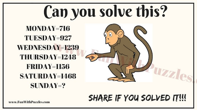 Mind Boggling Out of Box Thinking Brain Teaser