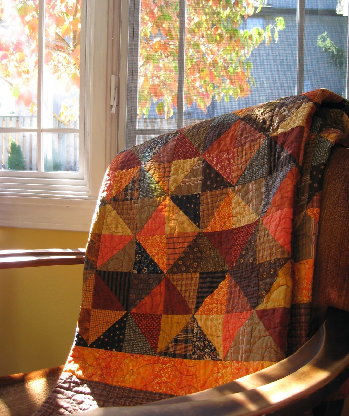 Laugh Yourself Into Stitches Get Ready For Fall Quilting