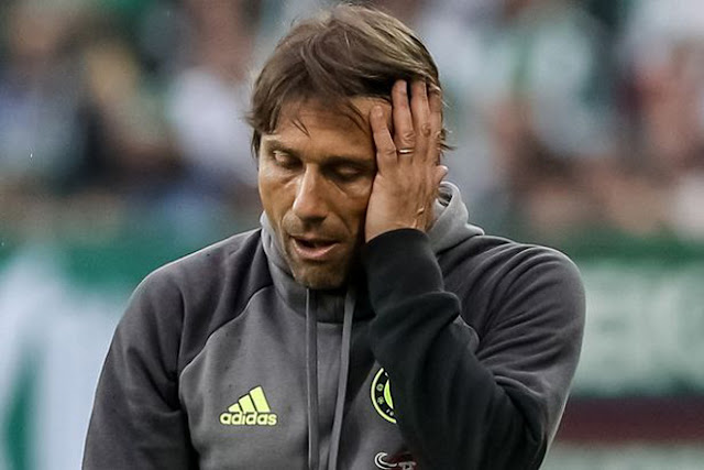 "Chelsea rớt top 4, sắp ""trảm"" Conte: Huyền thoại Lampard kế vị? 2"