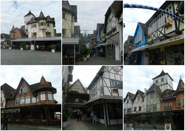 Onde (e o que) comer em Blumenau - várias opções na Vila Germânica