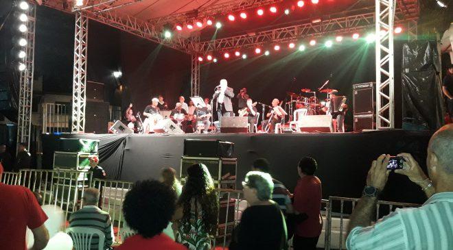 Clube do Choro de BH foi destaque na festa de 54 anos da cidade de Timóteo