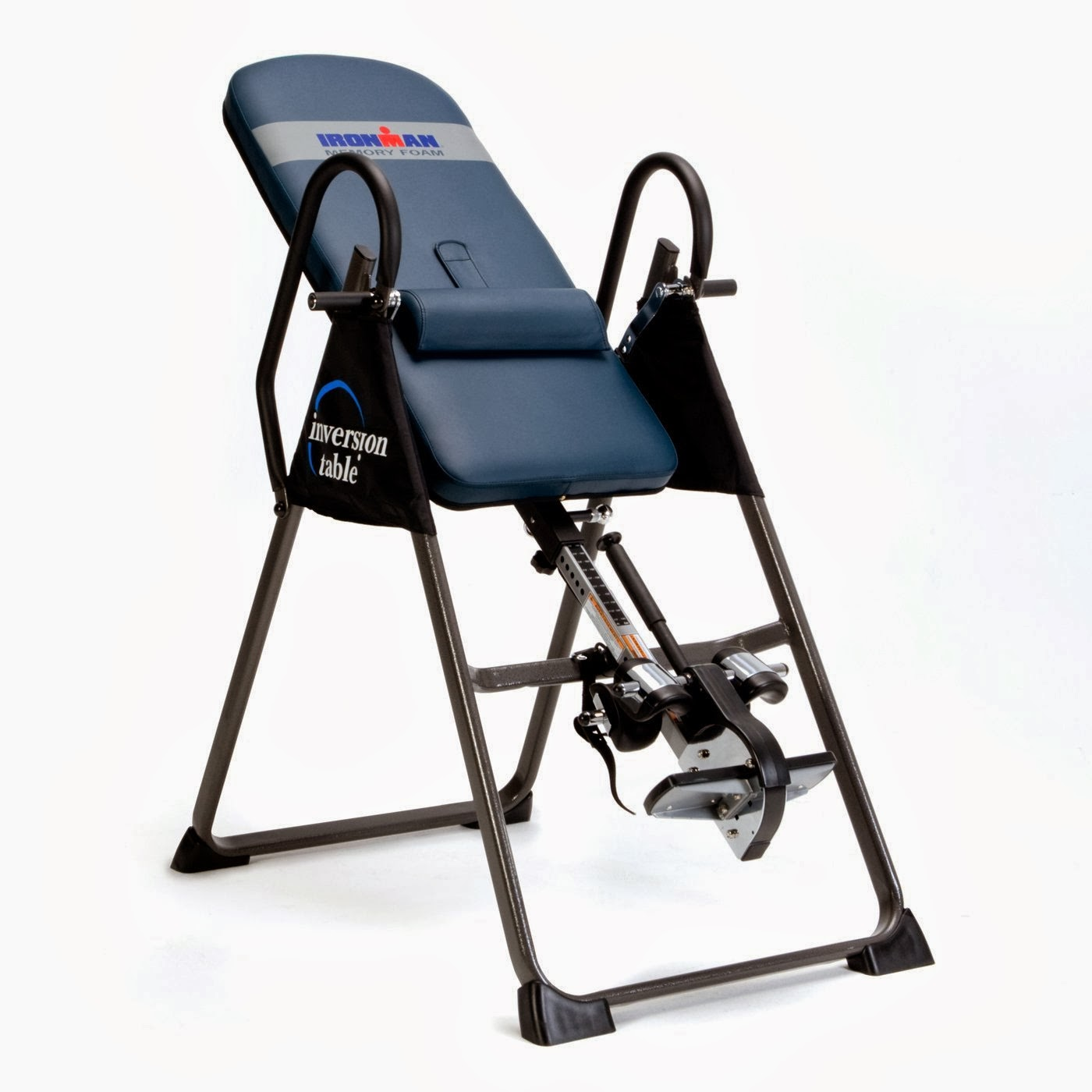 Ironman Gravity 4000 Inversion Table versus Gravity 2000 compared. Helps with back pain relief.