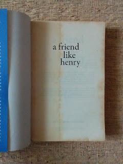 A Friend Like Henry (Sahabatku Henry)