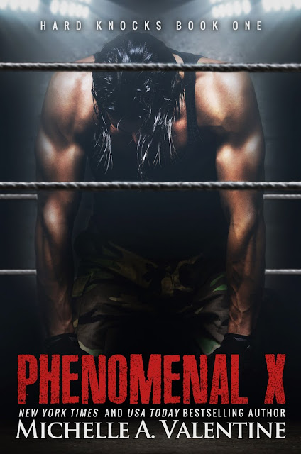 New Series, Phenomenal X, Cover Reveal and HUGE Giveaway