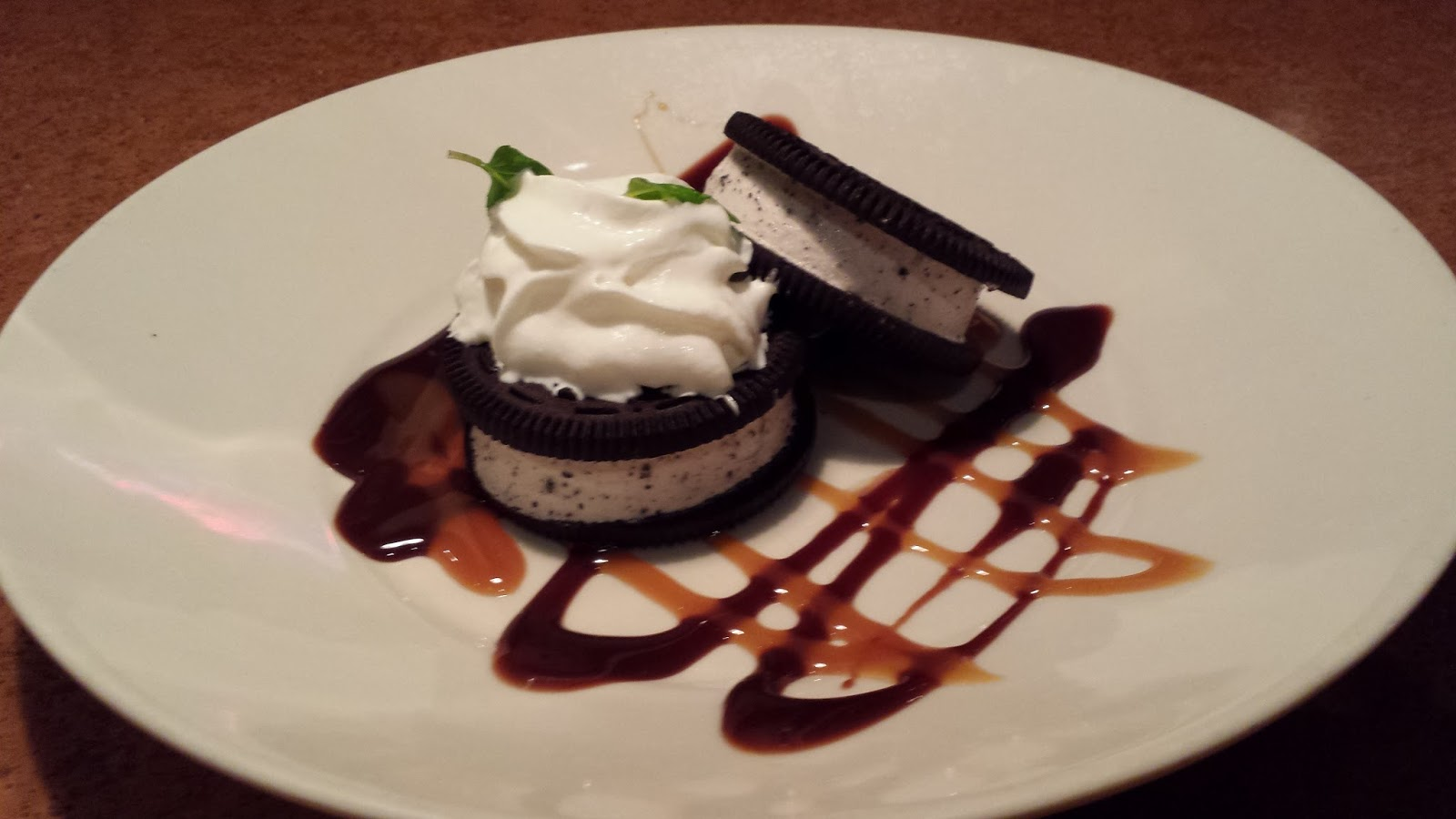 Oreo Madness - T.G. I. Friday's