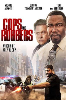 Cops And Robbers 2017 DVD R1 NTSC Sub
