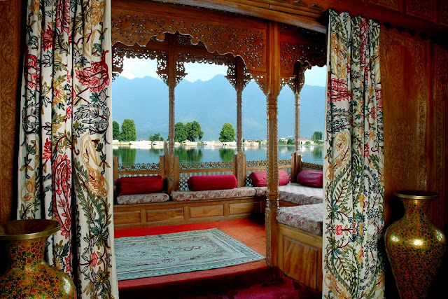 Gurkha houseboat srinagar best deals