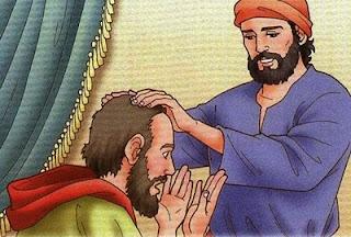 Ananias um exemplo de cristão