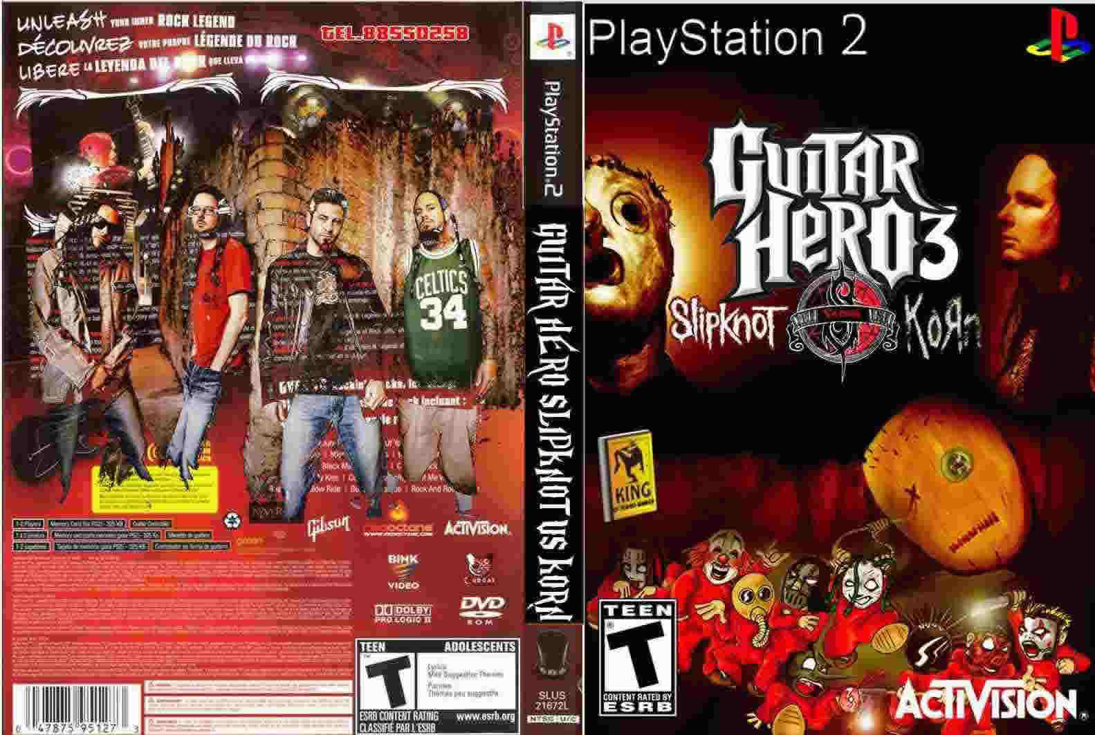 descargar guitar hero 2 ps2 iso mega