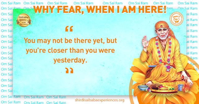 Shirdi Sai Baba Blessings - Experiences Part 2557