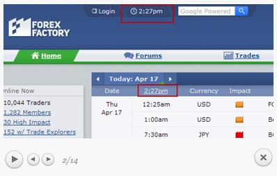 Strategi Trading Forex Berdasarkan Berita (News)