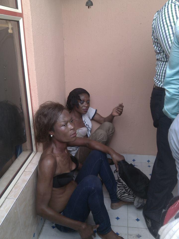 female robbers uyo akwa ibom