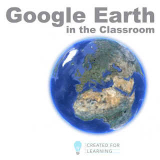 Use Google Earth to enhance your literature and novel studies.