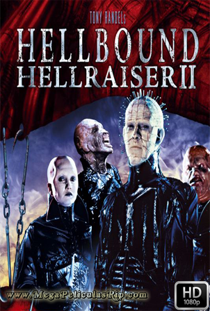 Hellraiser 2 [1080p] [Latino-Ingles] [MEGA]