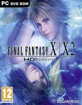Descargar FINAL FANTASY X/X2 HD Remaster pc full español iso DVD5 gratis + Voces español por Mega y Torrent 1 link con descarga.