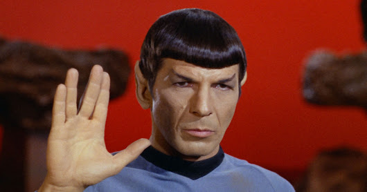 For the Love of Spock/Leonard Nimoy
