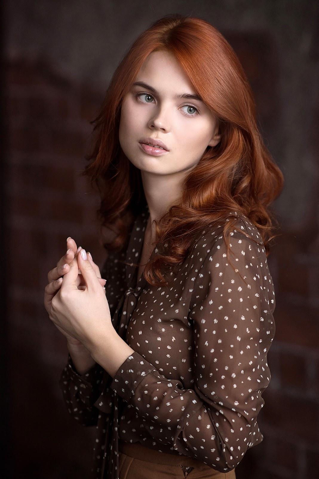 Дарья. Портреты с мастер-класса
