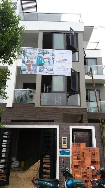 đơn giá xây dựng nhà phố tại tphcm