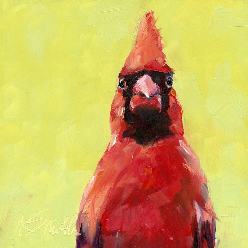 Bird Paintings by Kim Smith from Pennsylvania.