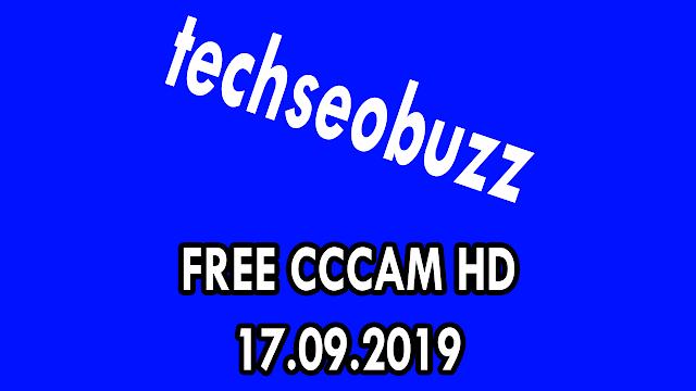 FREE CCCAM HD 17.09.2019