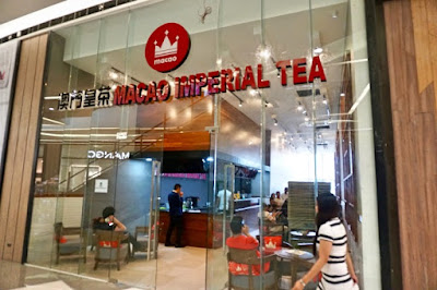 Macao Imperial Tea, Cafes in Cebu, #TheSustainableDiner, Macao Imperial Tea Cebu, SM Seaside City Cebu, Kalami Cebu, Cebu Food Blog, Sustainable Dining Practices, Filipino Food Blogger