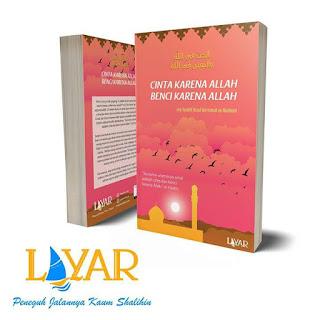 Buku Cinta Karena Allah Benci Karena Allah Toko Buku Aswaja Surabaya