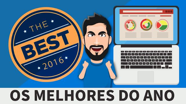 Os melhores artigos do ano de 2016 no blog Diolinux