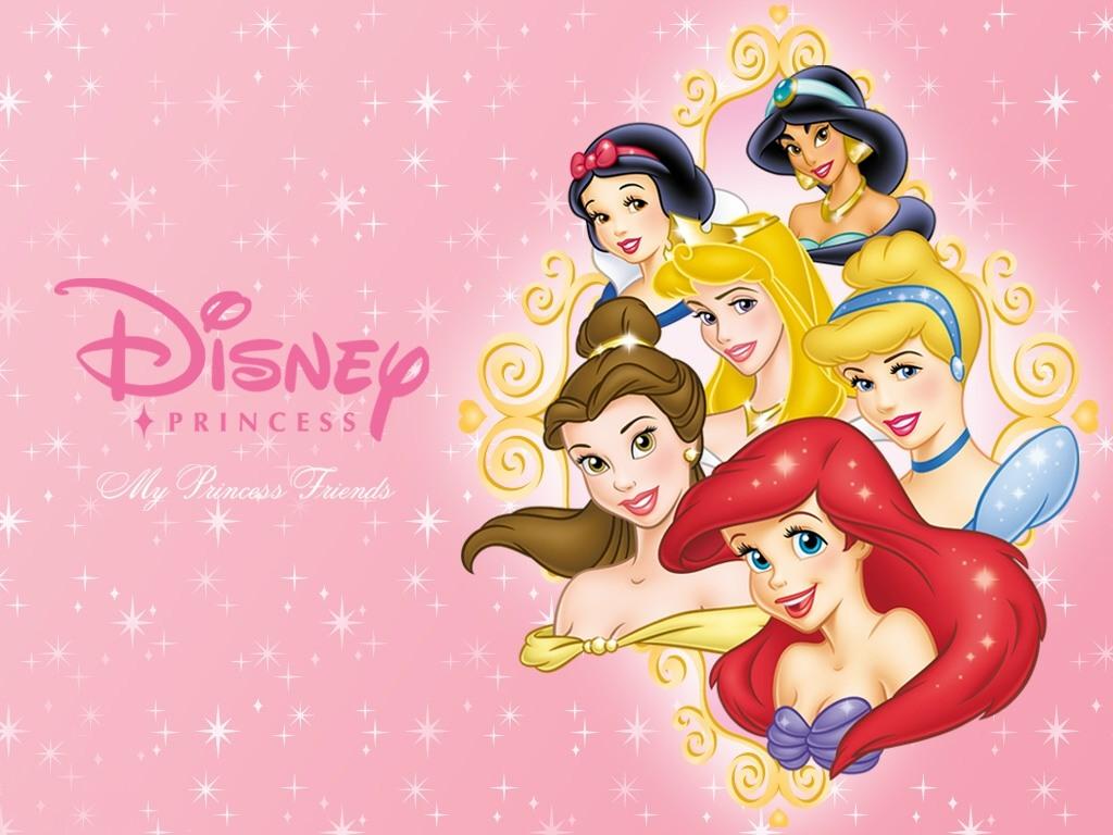 Fondos De Pantalla De Disney: Todo Disney: Fondo De Pantalla Princesas Disney