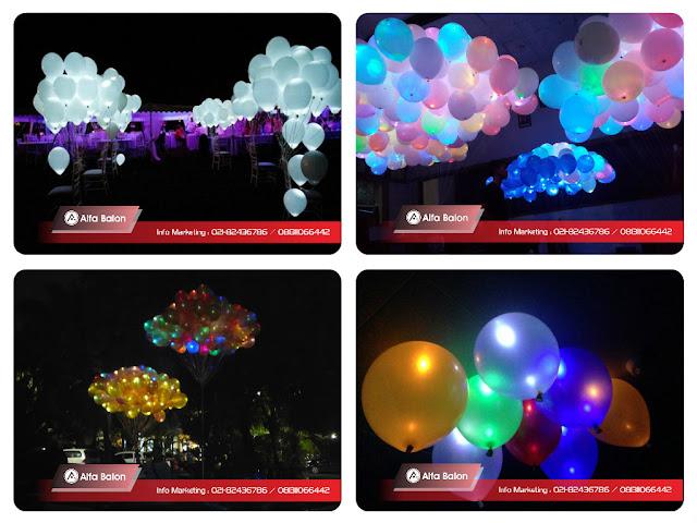 Jasa tiup balon gas berkualitas tinggi dan harga murah