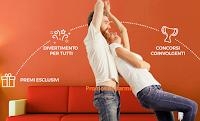 Logo ''Emozioni da prima fila- 3° edizione'': gioca e vinci gratis premi esclusivi