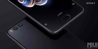 Cara Flash Xiaomi Mi Note 3 Tanpa PC