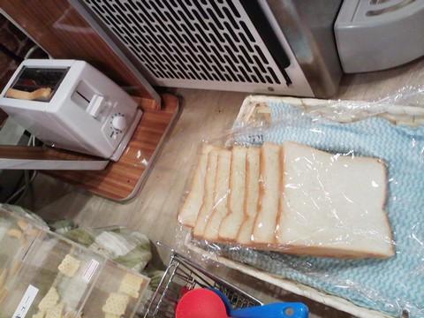 食べ放題コーナー:トースト もんきーねっとアキバ店