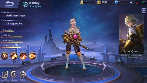 Kimmy, the Splat Queen Guide