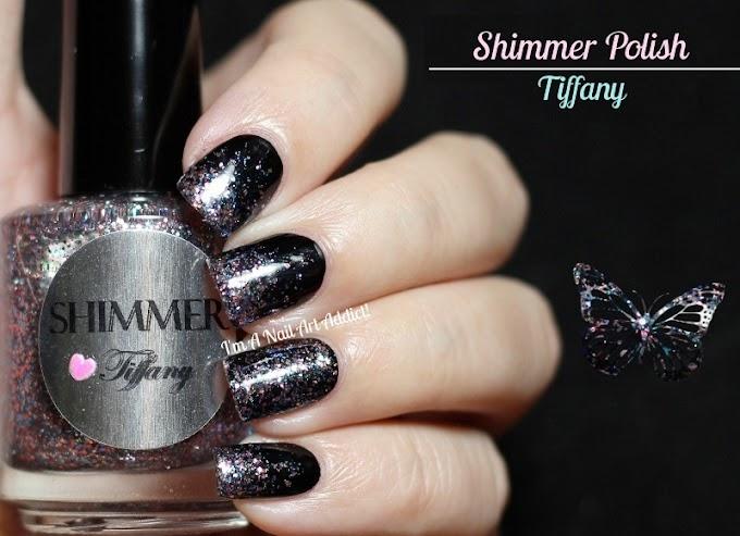 Shimmer Polish // Tiffany