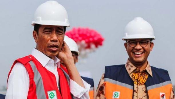 4 Tahun Bangun Infrastruktur, Jokowi: Bukan untuk Gagah-gagahan