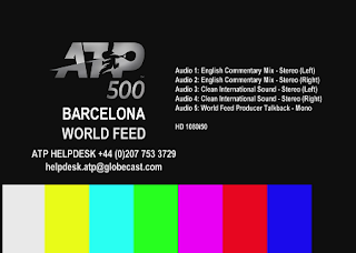 ATP 500 Barcelona Open Eutelsat 7A/7B Biss Key 24 April 2019