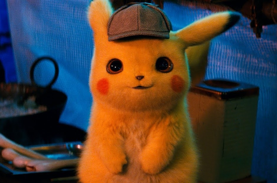 "Primeiro trailer de ""Detetive Pikachu"" revela o adorável personagem no live-action"