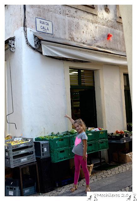 Rua da Gala, Coimbra