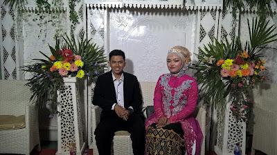 Pernikahan Singgih Basuki Dan Mira Oktasari
