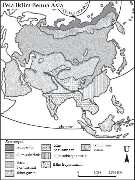 Letak Astronomis Benua Asia Adalah : letak, astronomis, benua, adalah, Karakteristik, Benua, (Letak, Astronomis, Geografis, Asia,, Batas-batas, Bentang, Iklim, Asia), Berpengetahuan