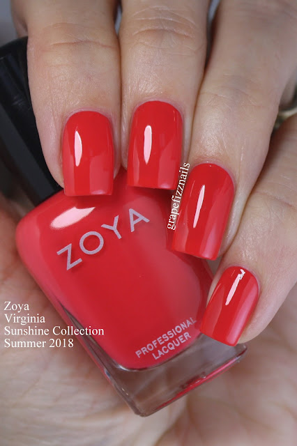 Zoya Sunshine Collection Virginia