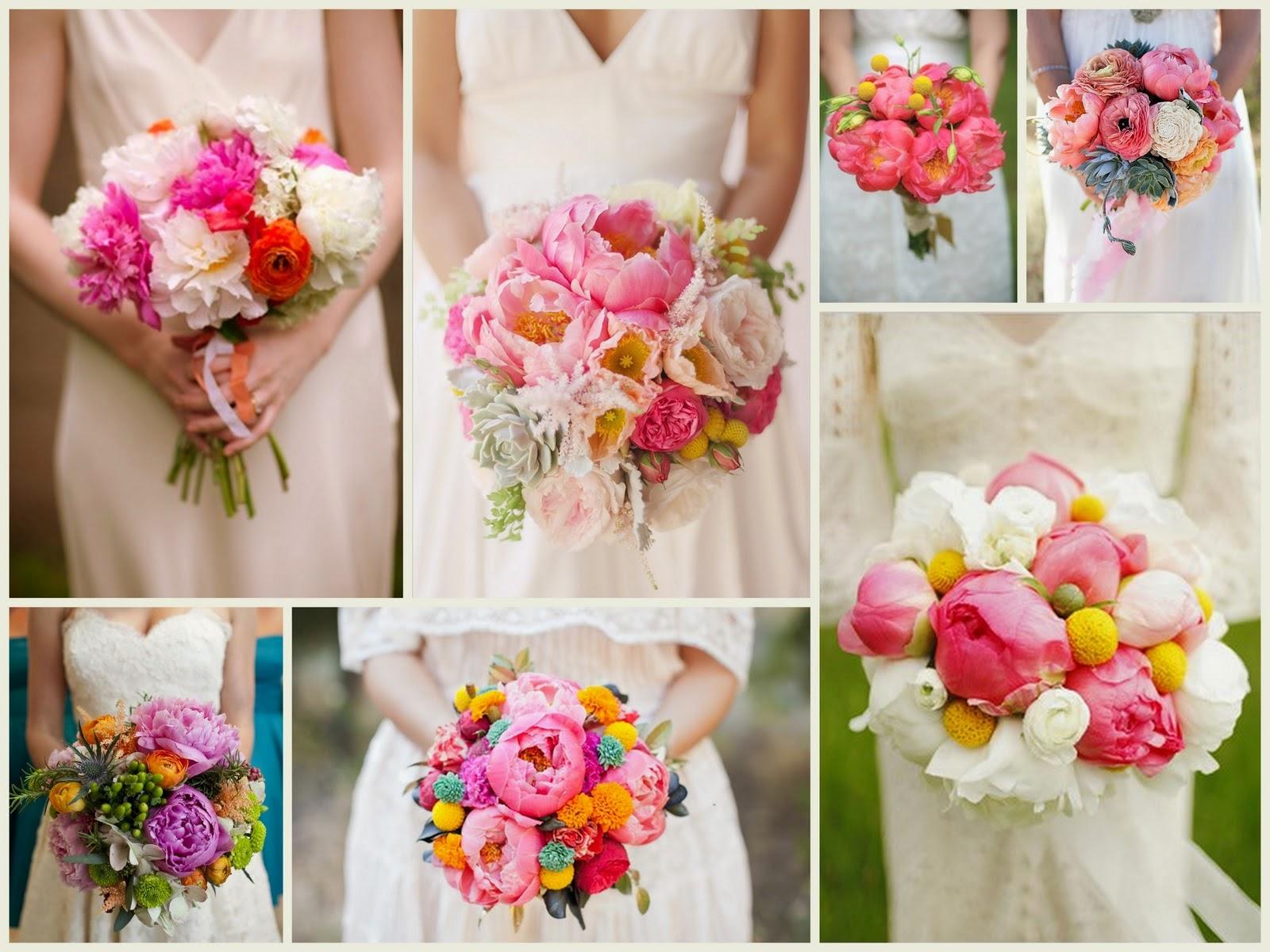 Wedding Bouquet Arrangement