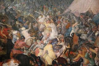 """Σαν σήμερα το 333 π.Χ. ο Μέγας Αλέξανδρος συντρίβει του Πέρσες στην """"Μάχη της Ισσού""""."""