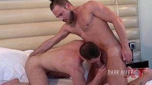Ares Fly, Logan Moore Fuck This Hungry Hole (Bareback)