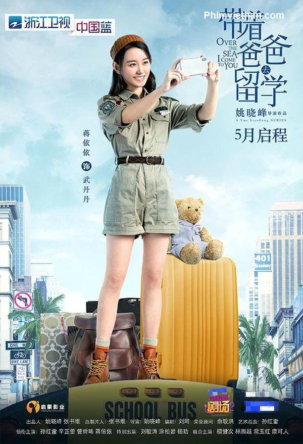 Phim cùng bố đi học Trung Quốc