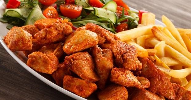 Baked Chicken Bites Recipe