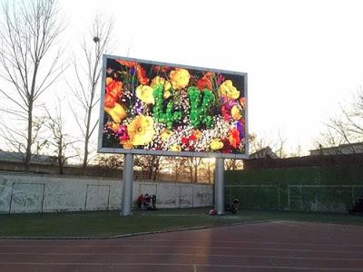 Công ty cung cấp màn hình led p2 tại quận 8
