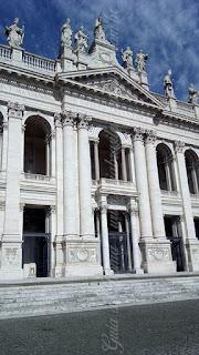 turismo roma sao joao latrao - Praças e Fontes de Roma