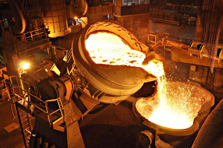 Metalurgia química