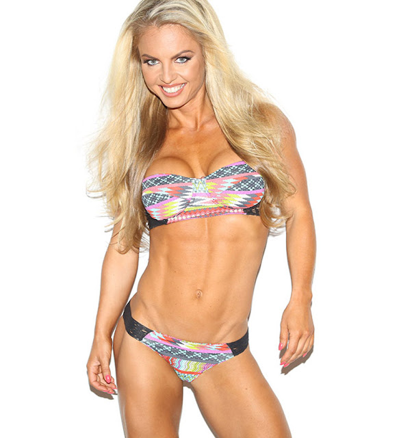 Meet the Most Ripped Female Body Builder And Know She Got It!